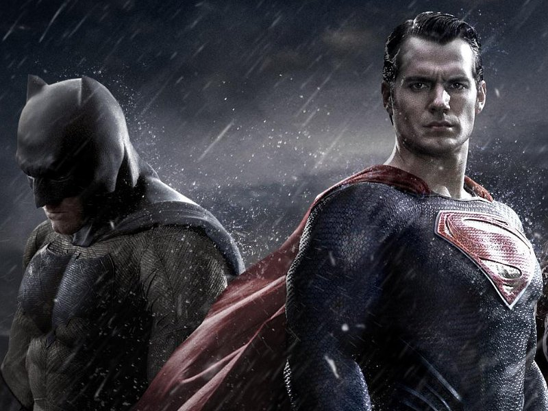 فريق Batman V. Superman في الـ Comic-con